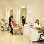 beauty salon at Golden Ocala