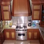 kitchen in Golden Ocala rental home