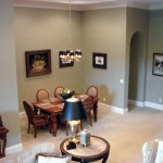 dining and great room in Golden Ocala rental property