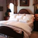 master bedroom in Golden Ocala rental property