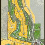 map of Lakeside Estates neighborhood in Golden Ocala
