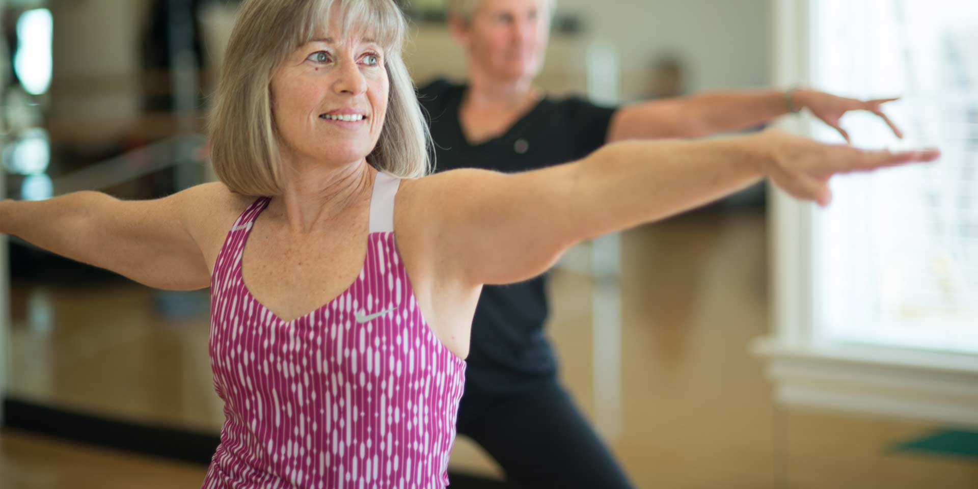 Proper Exercise Can Help Increase Balance, Prevent Falls