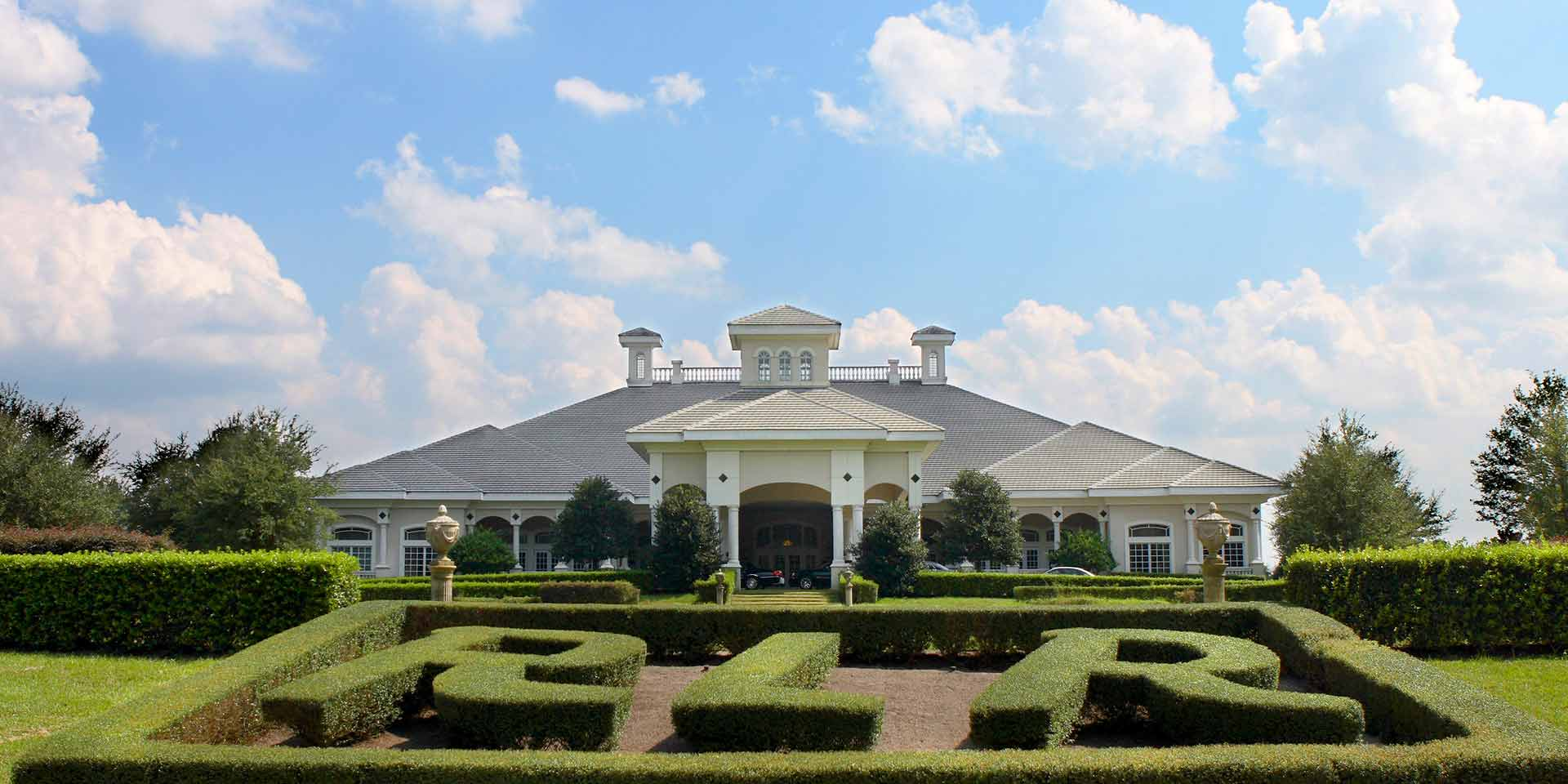 Golden Ocala's clubhouse is perfect for corporate events