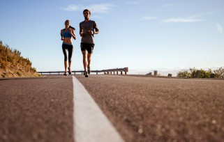 running and training for an Ultramarathon
