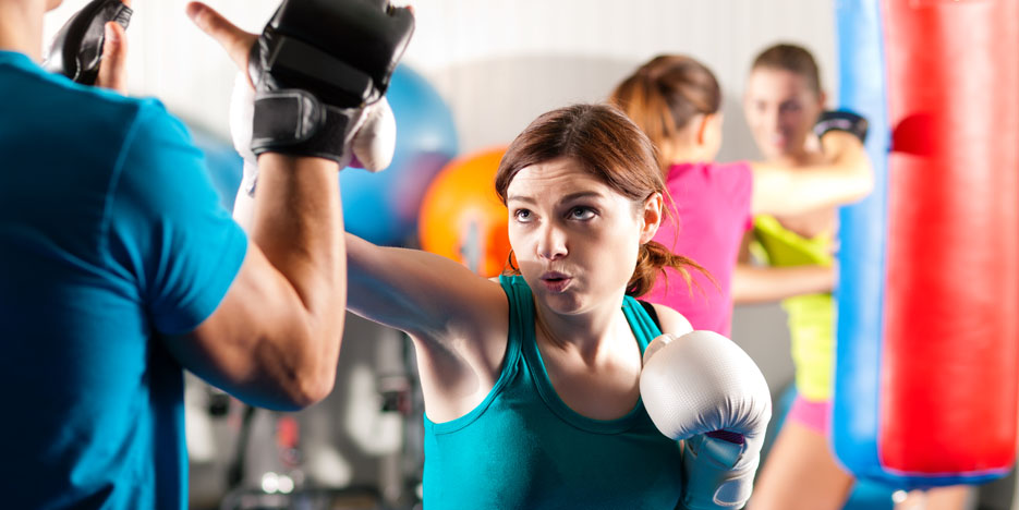 Get Fit With Golden Ocala S Cardio Boxing Classes Blog