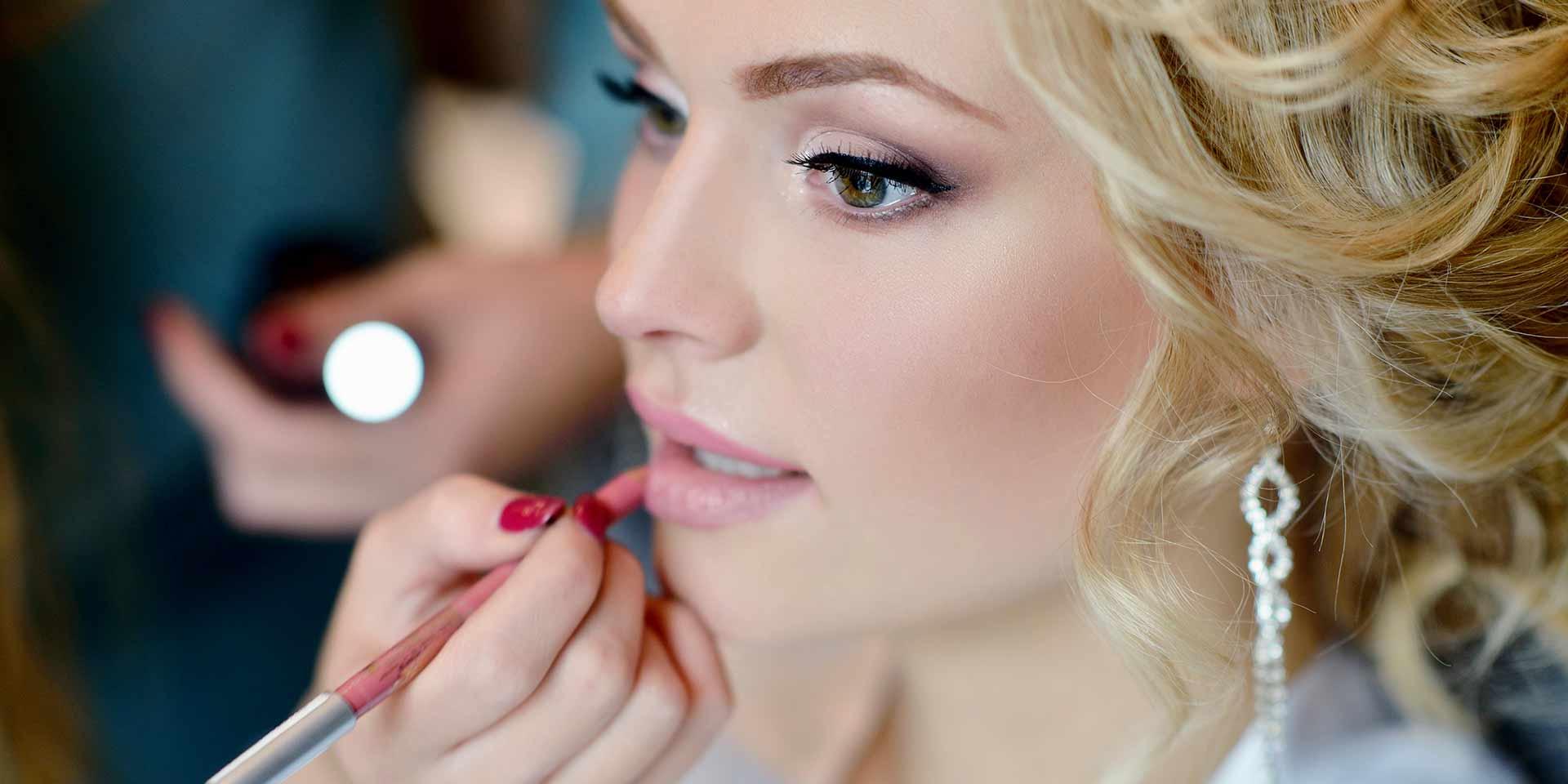 Makeup for wedding