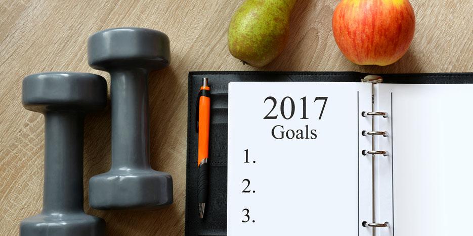 2017 goals new year resolution ideas